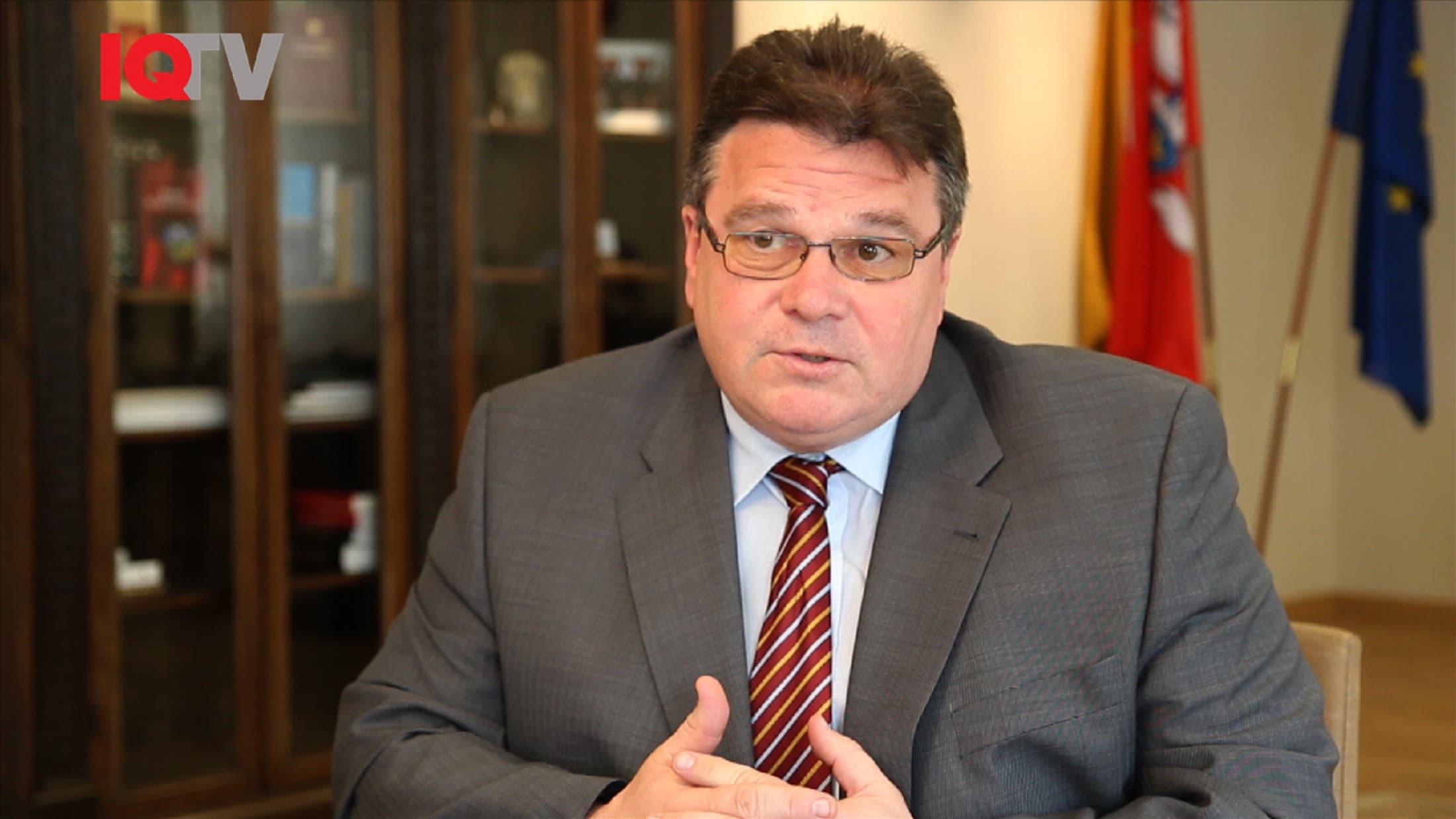 """Lietuvos valdžia serga paranoja """"rusai puola"""""""
