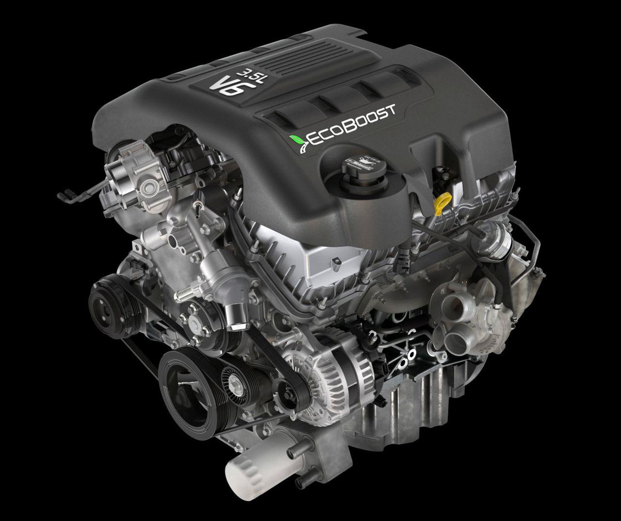 """""""Ford EcoBoost"""" variklis – vis dar geriausias pasaulyje"""
