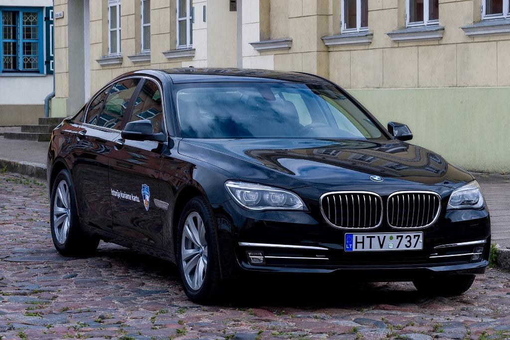 """Naują trenerį paskyrusi """"Neptūno"""" komanda važinės naujais BMW automobiliais"""