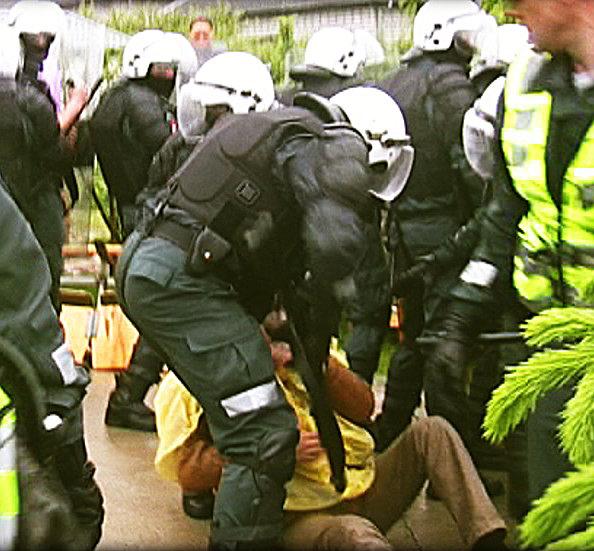 Policijos siautėjimas – pridengė policininko pusbrolį, girtą sužalojusį dvi moteris