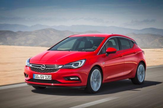 """Įperkamos aukščiausios technologijos: paskelbtos naujojo """"Opel Astra"""" kainos"""