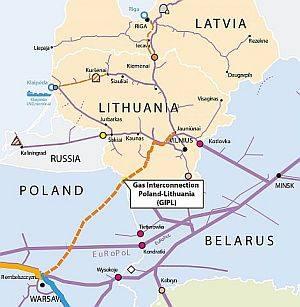 """Lenkijos – Lietuvos jungiamasis dujotiekis ir kam tada reikalingas """"Independence"""" terminalas?"""