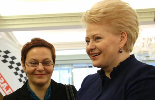 D.Grybauskaitė 1991 m. dirbo SSSR ambasadoje Vašingtone