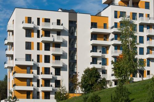 """Išmaniųjų daugiabučių gyvenvietę """"LightHouse"""" papildė 127 nauji butai"""