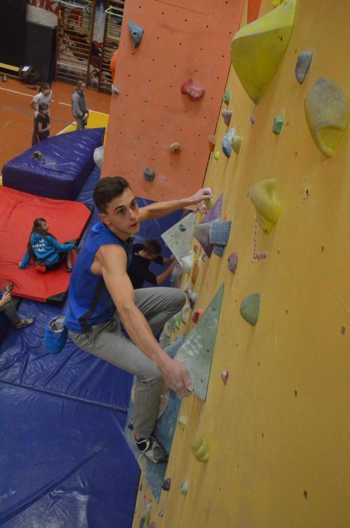 Gabūs jaunuoliai atostogas leido laipiojimo treniruočių stovykloje Klaipėdoje