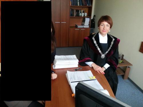 Teisėjai nusprendė, kad už teisėjų valstybės vardu paskelbtą šmeižtą jie neatsako