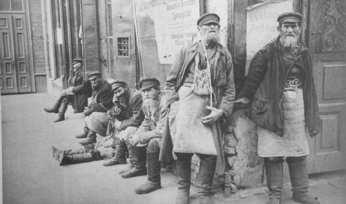 Kaip Rusų Caras lietuvius nuo žydų sukelto bado gelbėjo