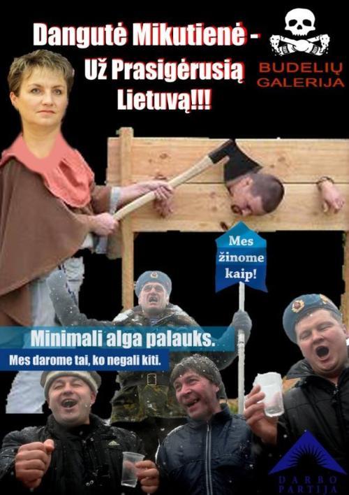 D. Mikutienė ir A. Matulas ruošiasi pasitraukimui iš Seimo?