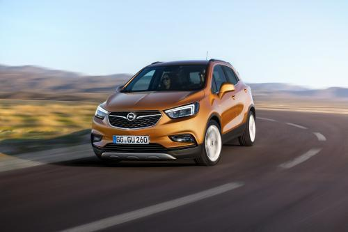 """Dar daugiau nuotykių su naujuoju """"Opel Mokka X"""""""