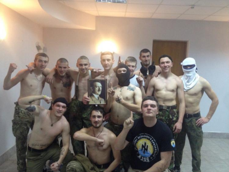 Ukraina tapo Mordoru – šalyje 500 tūkst. ginkluotų nekontroliuojamų žmonių