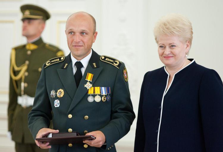 D.Grybauskaitės paskirti teisėjai ir STT: D.Grybauskaitė gali daryti nusikaltimus