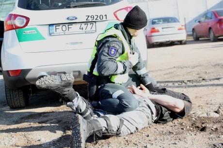 Lietuvos policijos mokyklos mokymai – dar vienas grasinimas mokytojams?