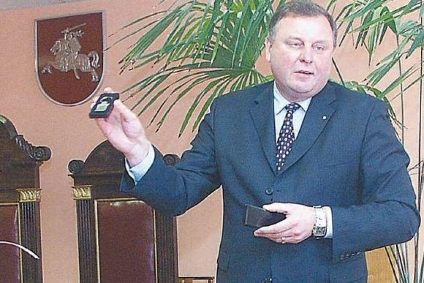 """Šiaulių apygardos  teismo pirmininkas B.Kalainis : """"Garliavos byloje visi bus nuteisti. Tuo jau pasirūpinta"""""""