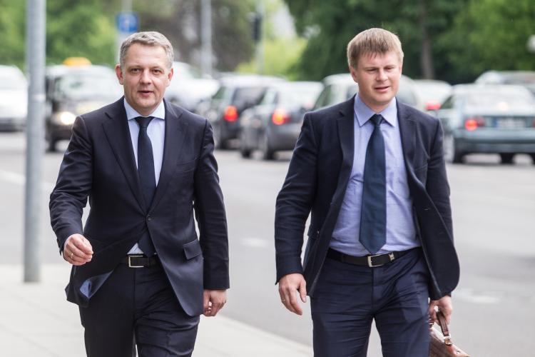 E.Masiulio advokatas M.Bliuvas pridengė narkotikų prekeivius, todėl atsisveikino su prokuratūra