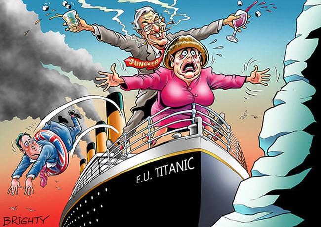 Zigmas Vaišvila. Ką reiškia britų NE Europos Sąjungai?