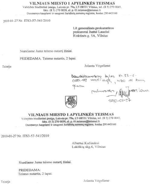 """Politinės korupcijos bylą tyriantis """"principingas"""" prokuroras Justas Laucius – senas bylų klastotojas"""
