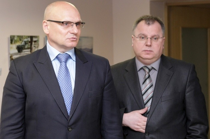 """Visa Lietuvos """"teisinė sistema"""" yra mėšlo krūva"""