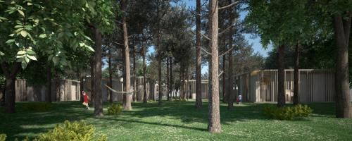 Palangos valdžia užkirto kelią ekologiško poilsio komplekso statybai