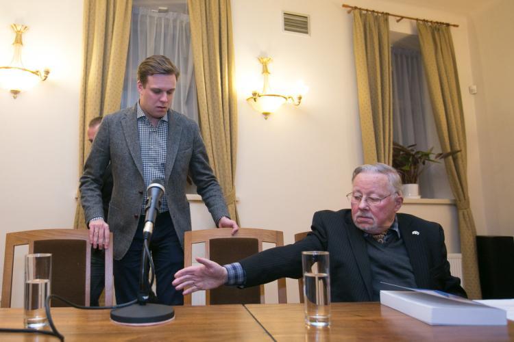 """G.Landsbergio šeimai artima įmonė """"Nota Bene"""" nuo 2009 m. išplovė daugiau nei 30 mln. eurų per fiktyvius viešuosius pirkimus (pildoma)"""
