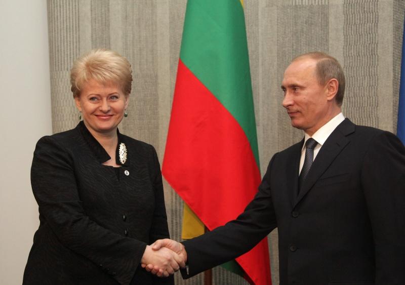 """Neįtikėtina – kodėl V.Putinas išgelbėjo Lietuvą ir Dalią Grybauskaitę nuo 555 mln. eurų """"Snoro"""" savininkų ieškinio?"""