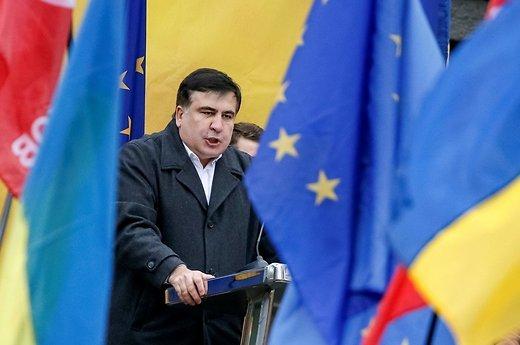 Revoliucija Ukrainoje – kaip serialas. Kurio antroje serijoje į valdžią veržiasi užsieniečiai