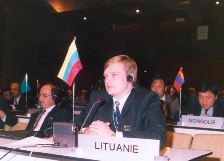 V.Landsbergis ir KGB dokumentų vagystė
