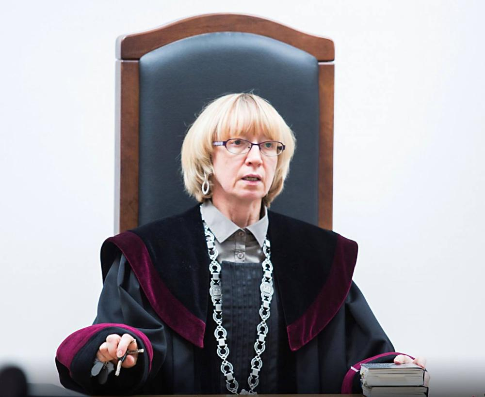 Teisėjai ir prokurorai  – nusikaltėliai