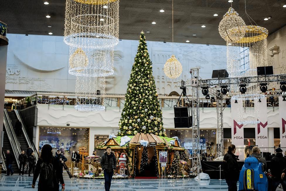 """Atsinaujinusi """"Mega"""" tapo didžiausiu prekybos ir laisvalaikio centru Vidurio Lietuvoje"""