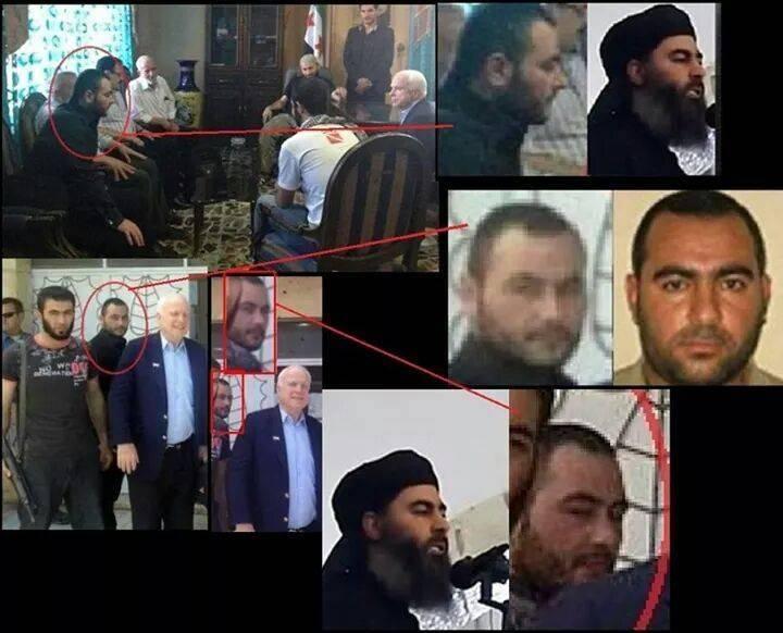 Lietuvos draugas senatorius McCain yra ir senas Islamo valstybės rėmėjas