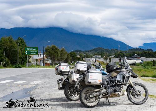 Į istorinę misiją motociklu aplink pasaulį išvykę lietuviai: Pietų Amerika – tikras motociklininkų rojus