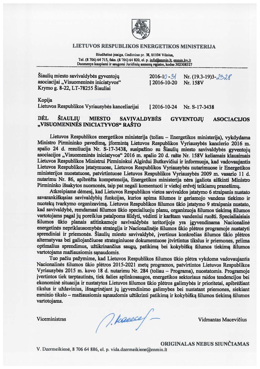 Kaip trys politikai – Algirdas Butkevičius, Arvydas Mockus ir Artūras Visockas – vijo iš Šiaulių miesto šilumos ūkio privatininkus ir mažino šiauliečiams šilumos kainas