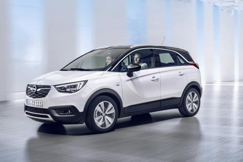 """Naujas """"Opel Crossland X"""": SUV prieskonis stilingam miestiečiui"""