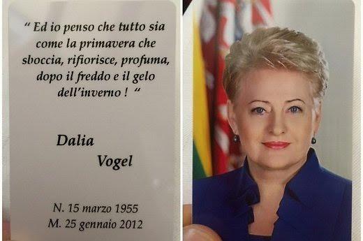 Grybauskaitės ir Linkevičiaus diplomatijos žlugimas:  Italijos lavono (ų) istorija