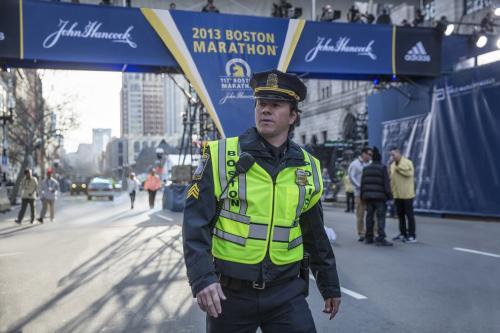"""Filme apie tragišką Bostono maratoną """"Patriotų diena"""" nusifilmavęs M. Wahlbergas: žiūrovai iš seanso išeis geresni"""