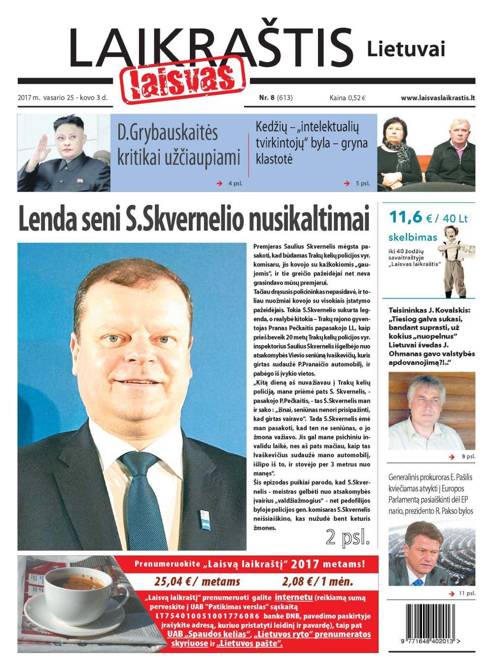 VSD su AOTD paskelbė, jog didžiausia grėsmė Lietuvai – demokratija