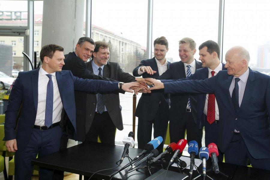 Nuo banditiškos teisėsaugos ir valdžios nukentėję piliečiai įsteigė Lietuvos visuomenės tarybą