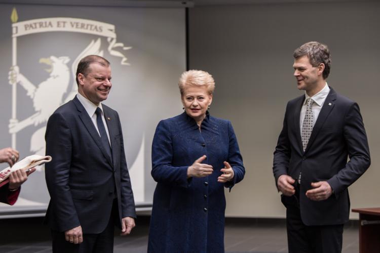 Lietuvą vėl valdo teroristas Vytautas Landsbergis