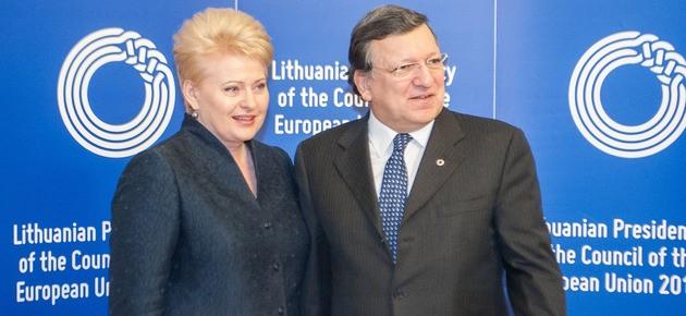 Niekas nesikeis : 2019 m. D.Grybauskaitė bus premjerė, S.Skvernelis – prezidentu