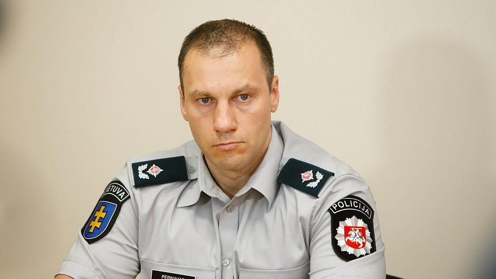VPT dar kartą įspėjo policijos vadovus dėl korupcinių konkursų
