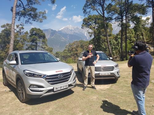 """Lietuvio, žurnalisto iš Indijos ir """"Hyundai Tucson"""" nuotykiai prie Gango"""