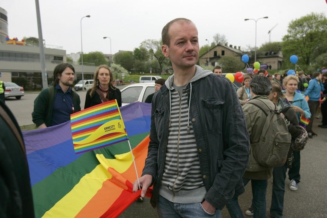 Slepiama, kad Seimo narys Rokas Žilinskas mirė nuo AIDS