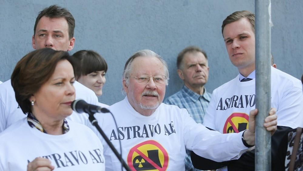 Viskas, ką jums delfiai ir landsbergiai pasakoja apie Astravo AE yra melas