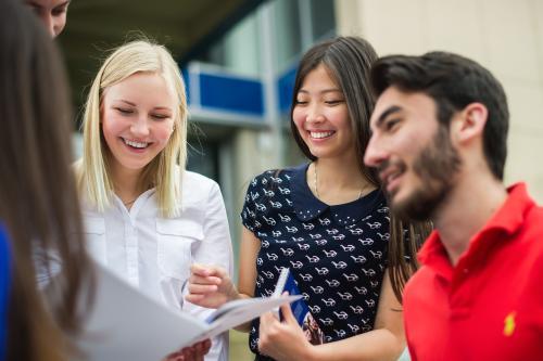 Tarptautiniai studentų mainai: investicija į save ir profesinę ateitį
