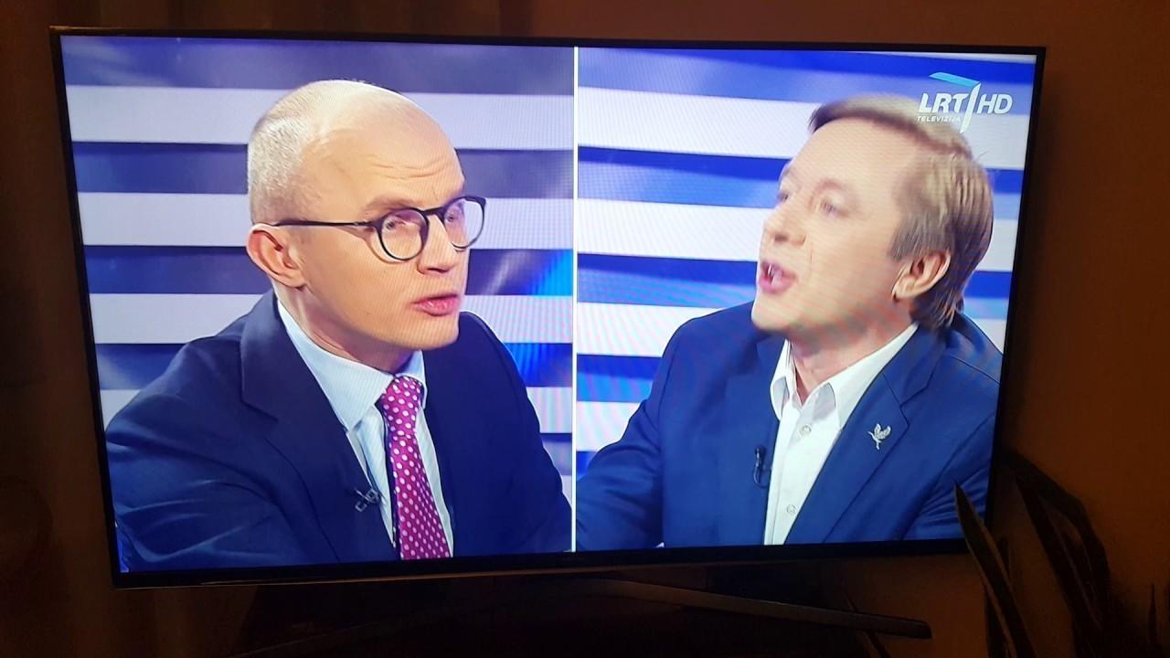 """Ar visos """"skaidruolio"""" Edmundo Jakilaičio TV laidos """"Dėmesio centre"""" parduotos?"""
