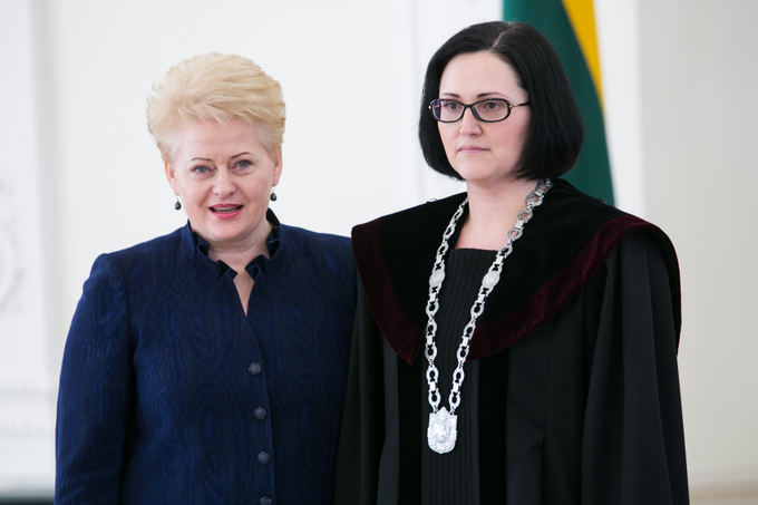 Kodėl dešinioji Apeliacinio teismo pirmininko A.Valantino ranka – teisėja E.Tamošiūnienė verčia mus abejoti teismų veiklos skaidrumu