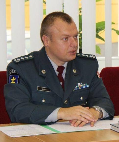 V. Sanda: gresia valdovo ir jo svitos įsigalėjimas Vilniaus apskrities VPK