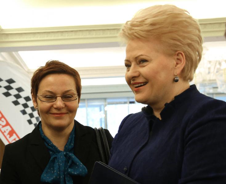 Valstybinis vilko bilietas arba Dalios Grybauskaitės kerštas