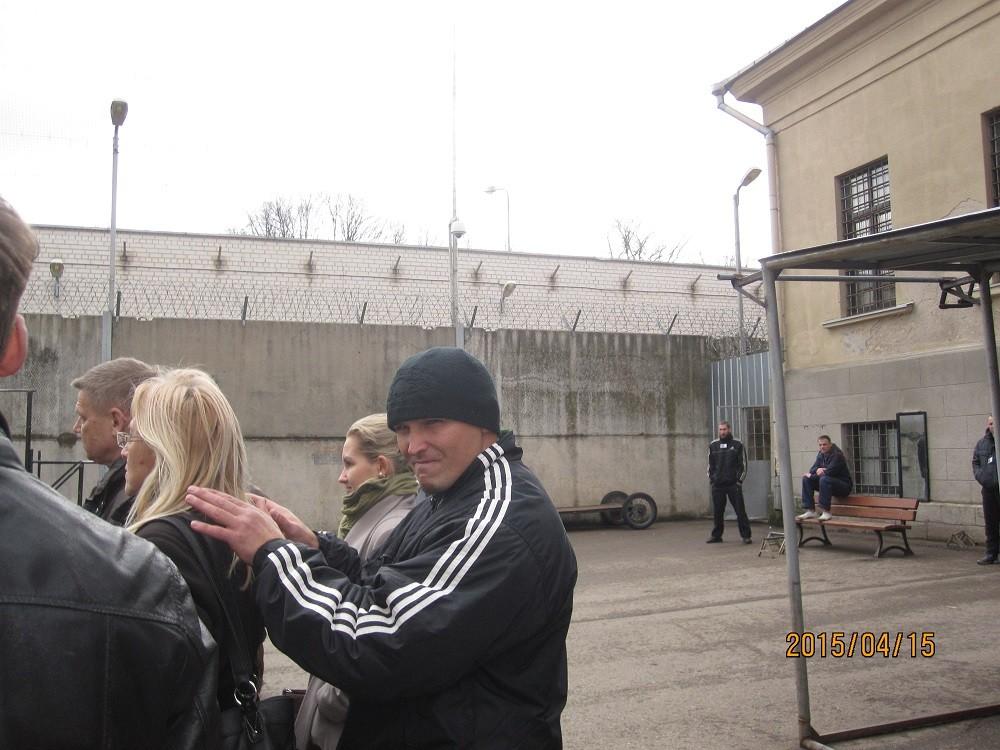 Vilniaus pataisos namus užvaldė kaliniai