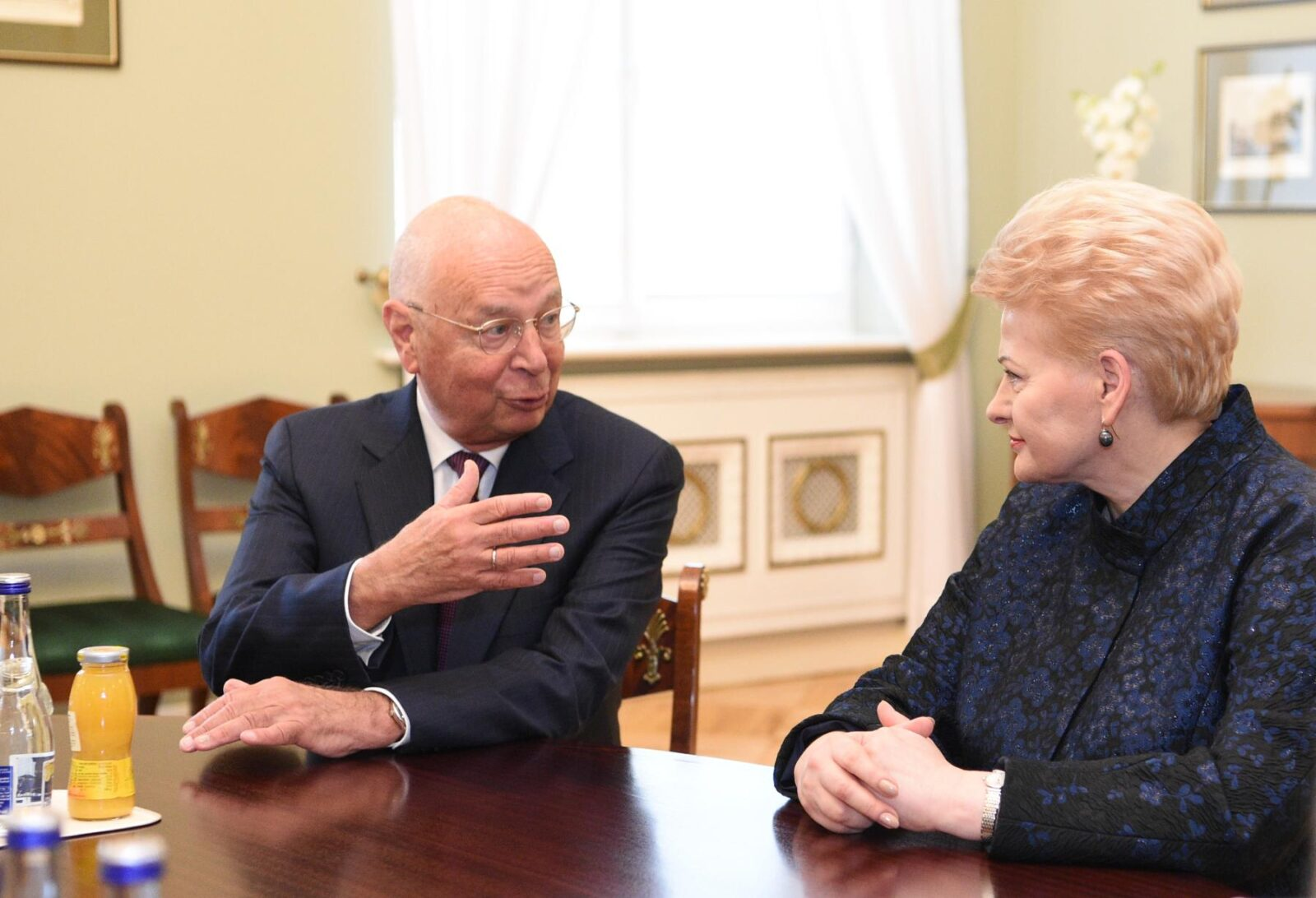 D.Grybauskaitė nusipirko bilietą į Davosą už minimum 71 tūkst. dolerių biudžeto lėšų