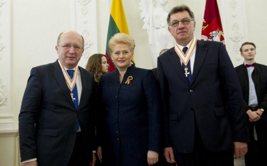 Seimas pagaliau ėmėsi tirti D.Grybauskaitės-A.Kubiliaus  aferas